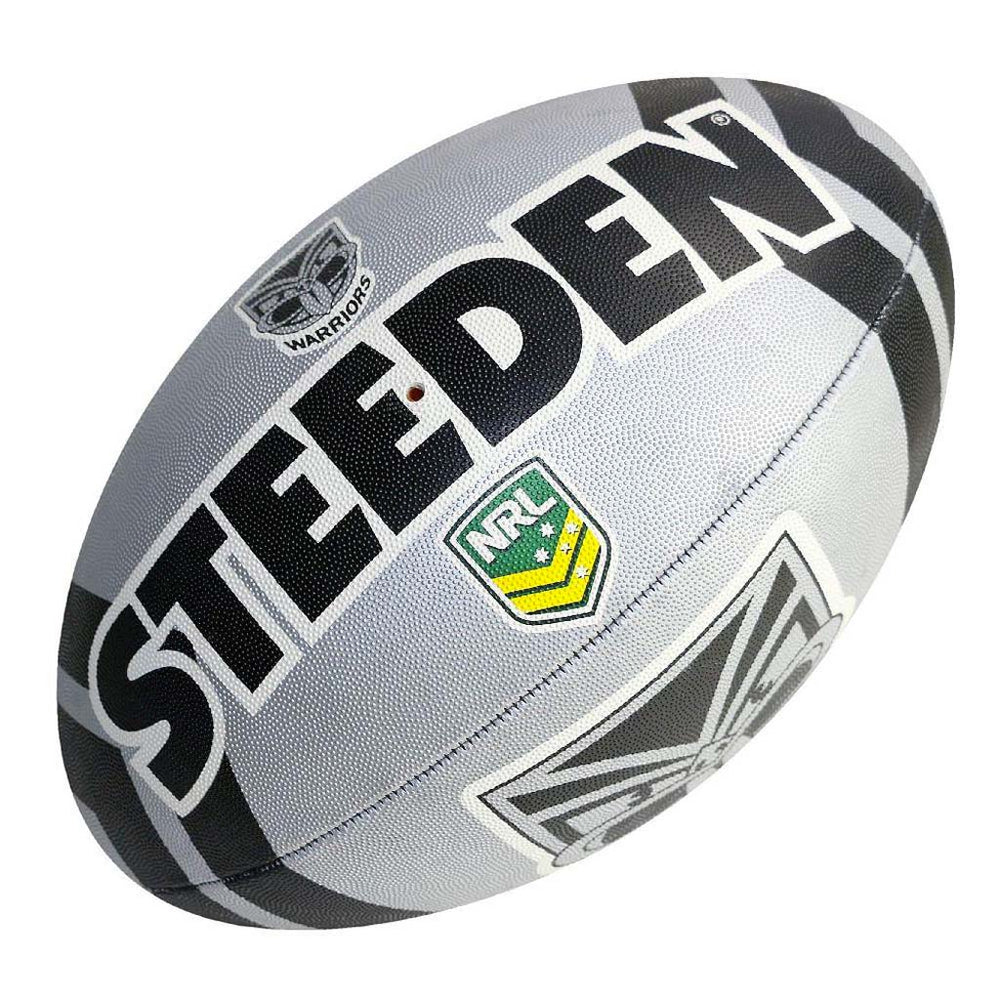 New Zealand Warriors 11 Inch Ball