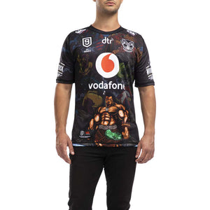 New Zealand Warriors 2020 9's Jersey