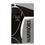New Zealand Warriors Badge Card
