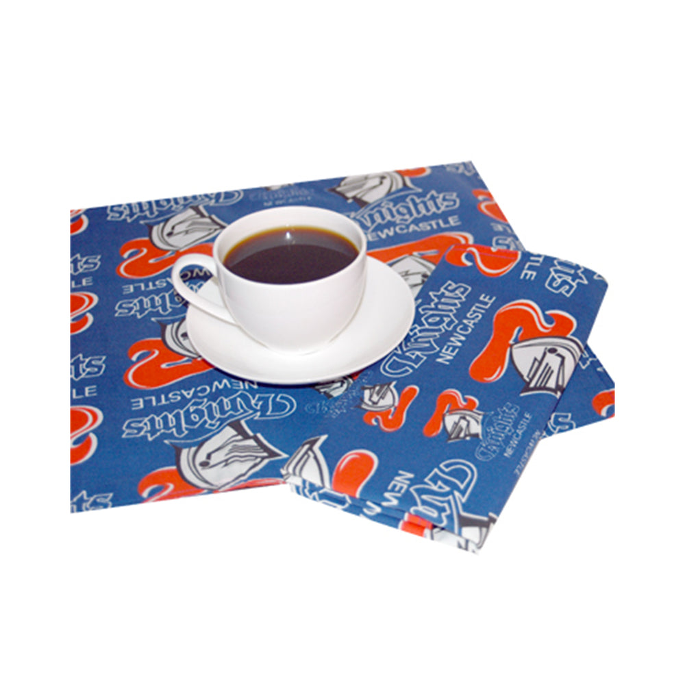Newcastle Knights Set of 4 Placemats