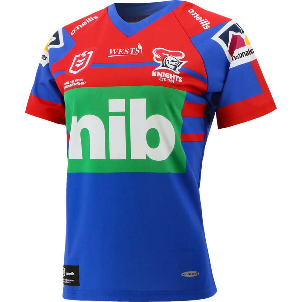 Newcastle Knights 2021 Home Jersey