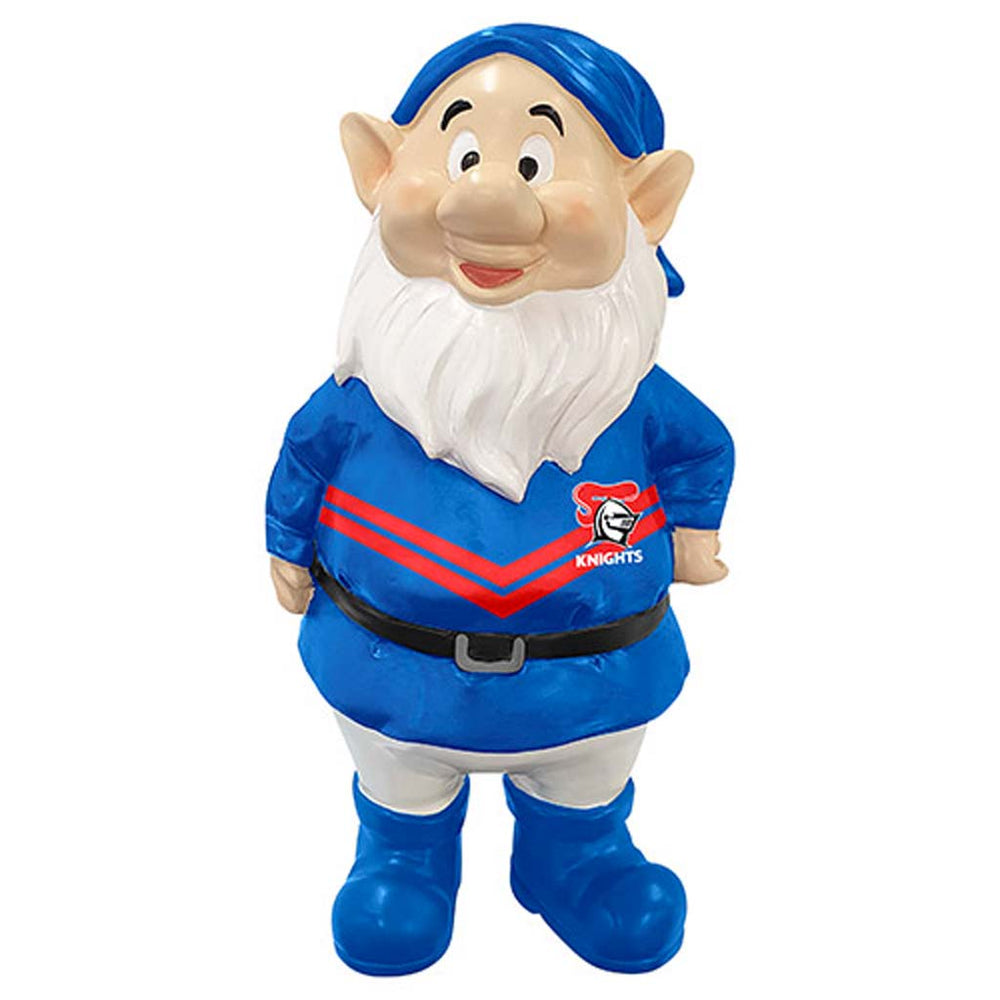 Newcastle Knights Garden Gnome