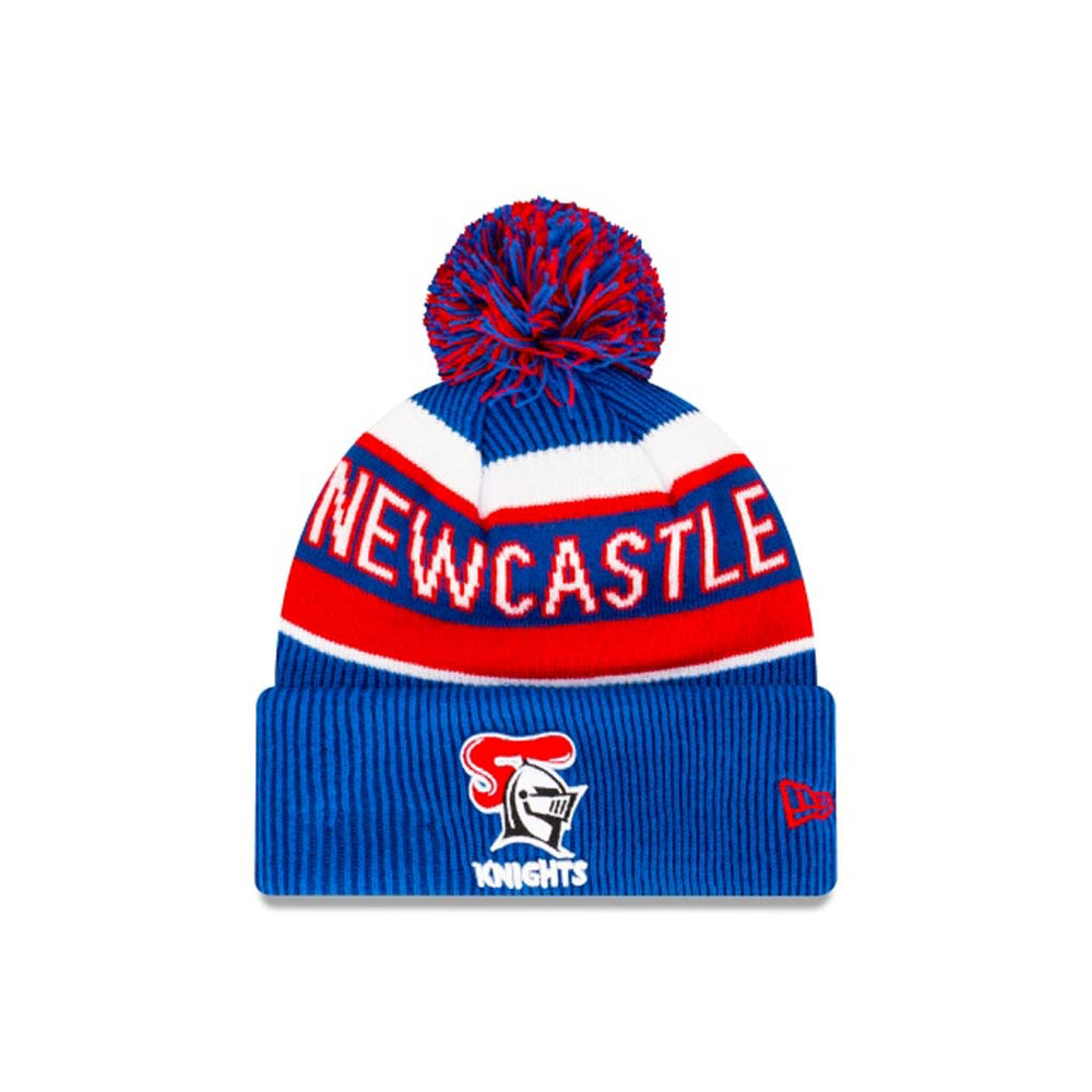 Newcastle Knights Official Team Colours Beanie