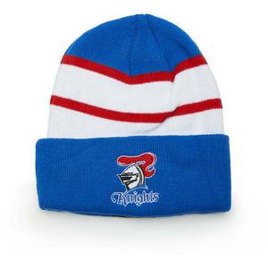 Load image into Gallery viewer, Newcastle Knights Team Beanie