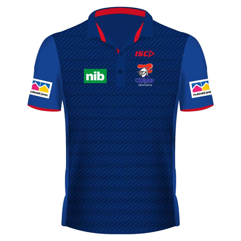 Newcastle Knights 2018 Media Polo - Ladies