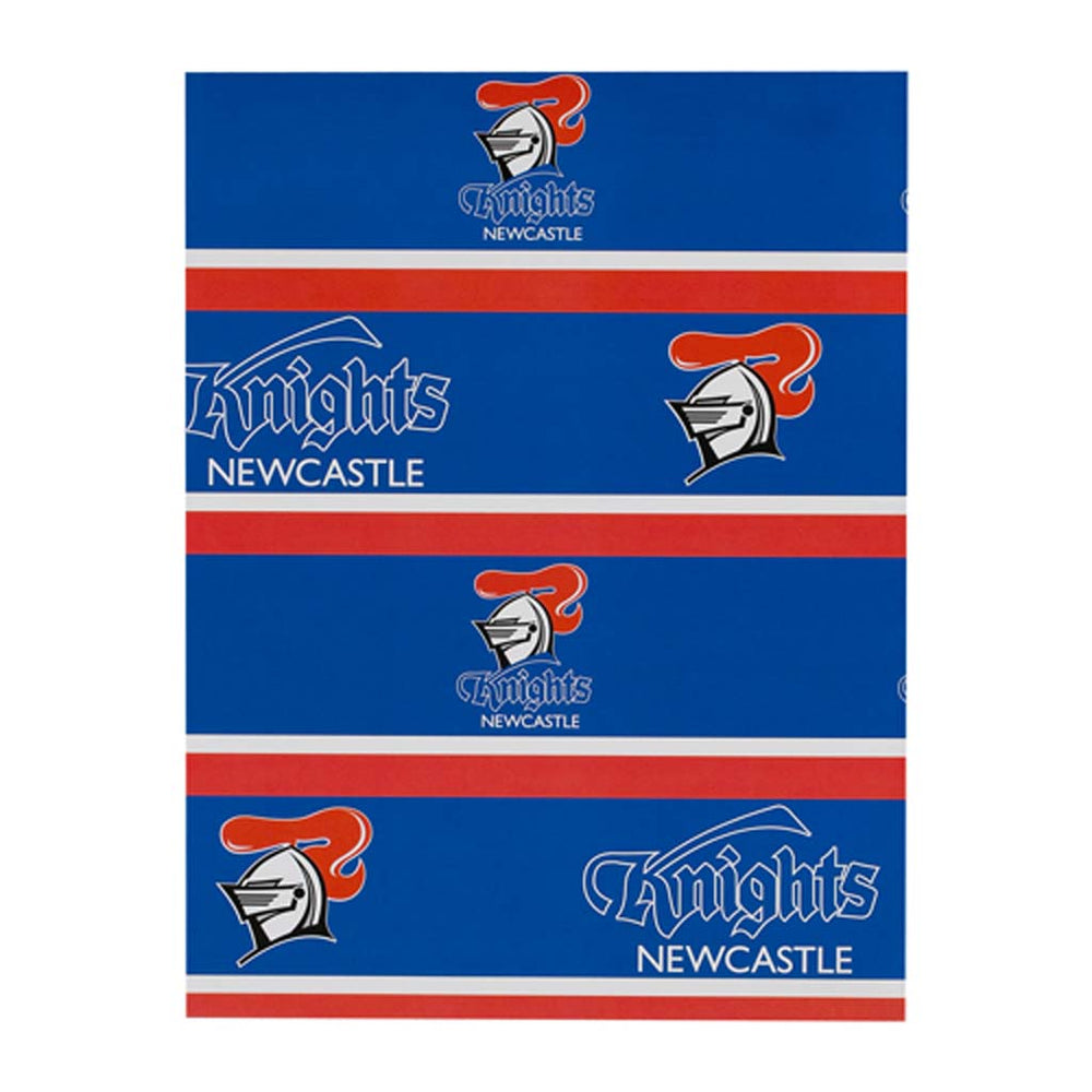 Newcastle Knights Wrapping Paper