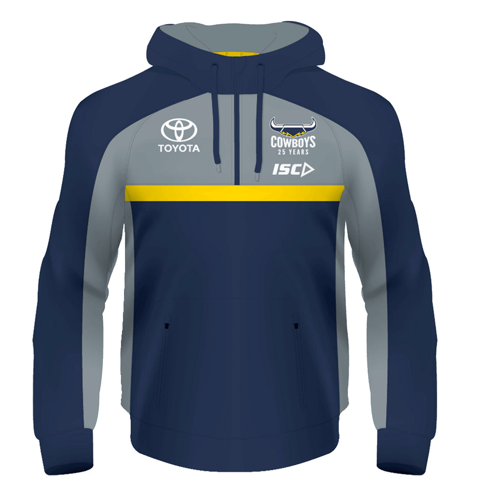 North Queensland Cowboys 2020 Squad Hoodie - Ladies