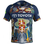 North Queensland Cowboys 2019 Indigenous Jersey - Youth