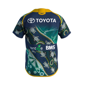 North Queensland Cowboys 2020 Indigenous Jersey - Youth