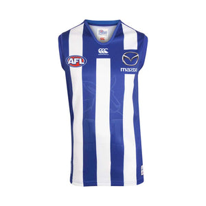 North Melbourne Kangaroos 2018 Home Guernsey
