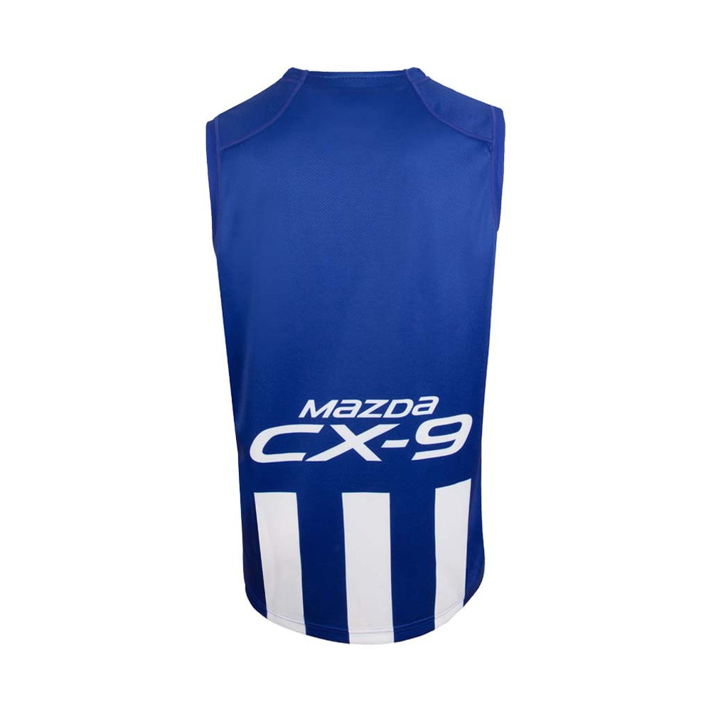 North Melbourne Kangaroos 2017 Home Guernsey - Youth