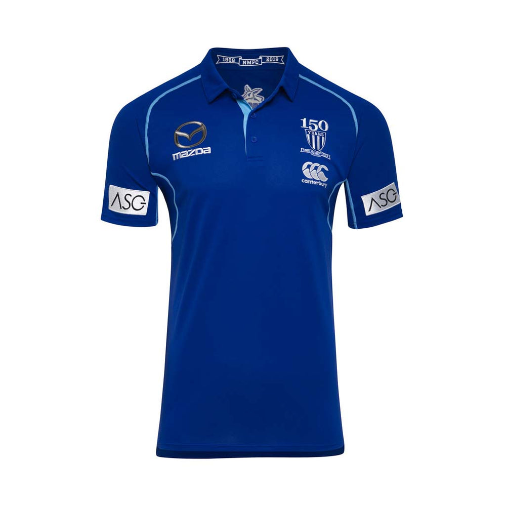 North Melbourne Kangaroos 2019 Media Polo