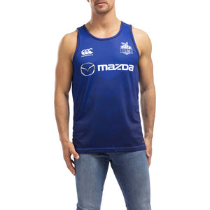 Load image into Gallery viewer, North Melbourne Kangaroos 2020 Training Singlet