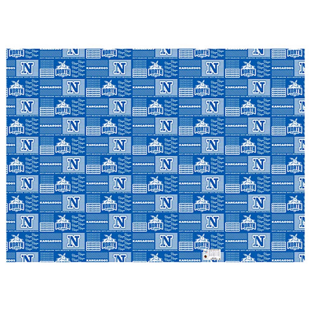 North Melbourne Kangaroos Wrapping Paper