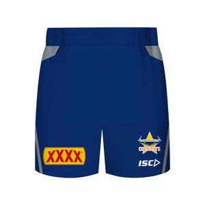 Load image into Gallery viewer, North Queensland Cowboys 2018 Training Shorts - Youth