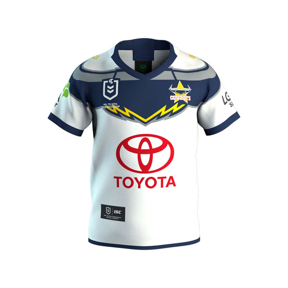 North Queensland Cowboys 2019 Away Jersey - Youth