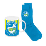 Parramatta Eels Heritage Mug and Socks Pack