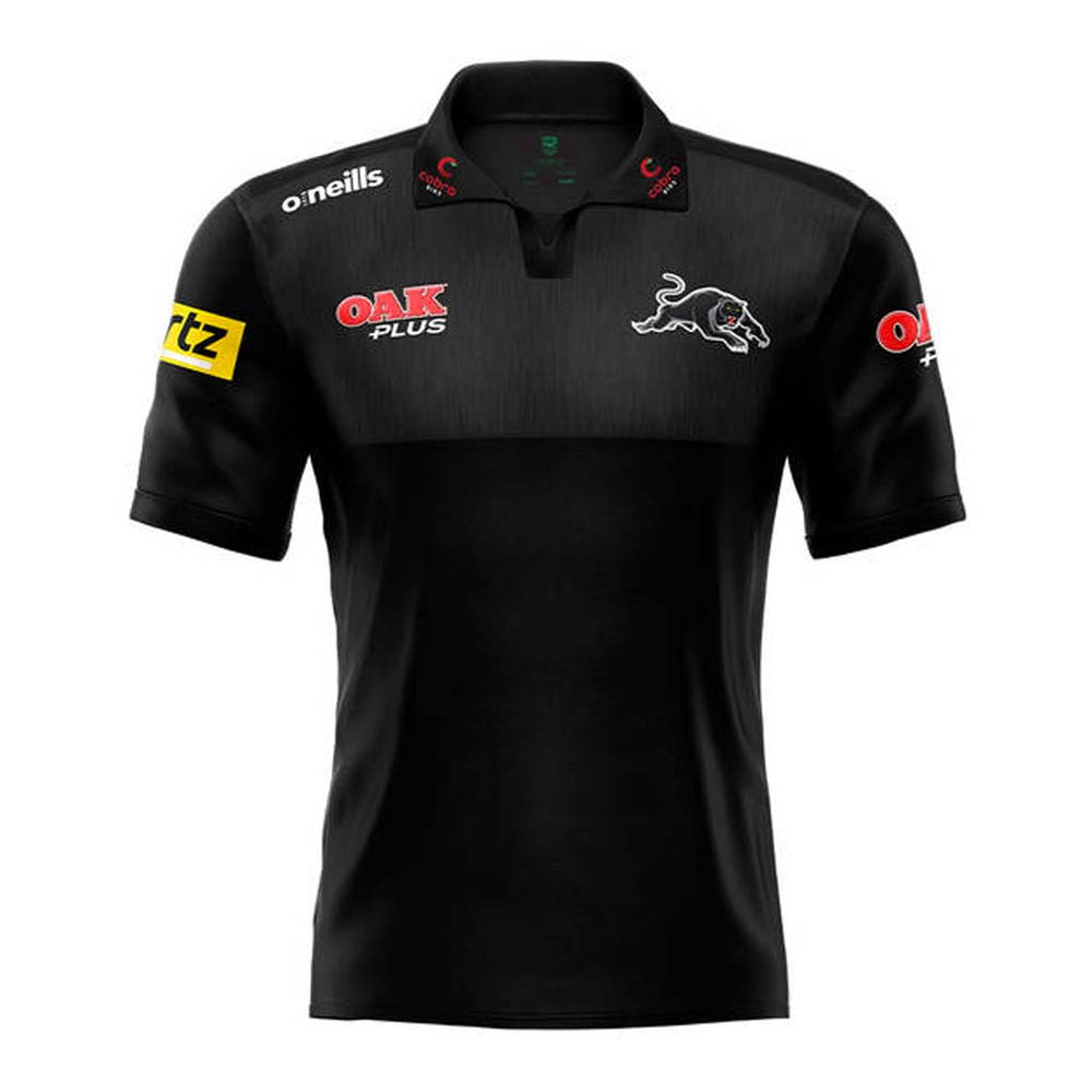Penrith Panthers 2021 Media Polo