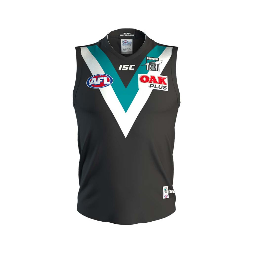 Port Adelaide Power 2019 Home Guernsey