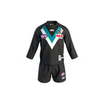 Port Adelaide Power 2019 Toddler Home Guernsey Set