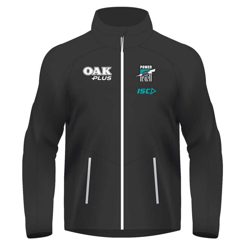 Port Adelaide Power 2018 Wet Weather Jacket