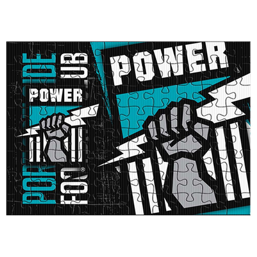 Port Adelaide Power Team Logo Puzzle