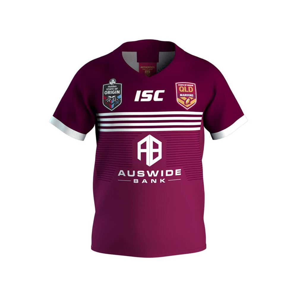 Queensland Maroons 2019 Jersey - Youth