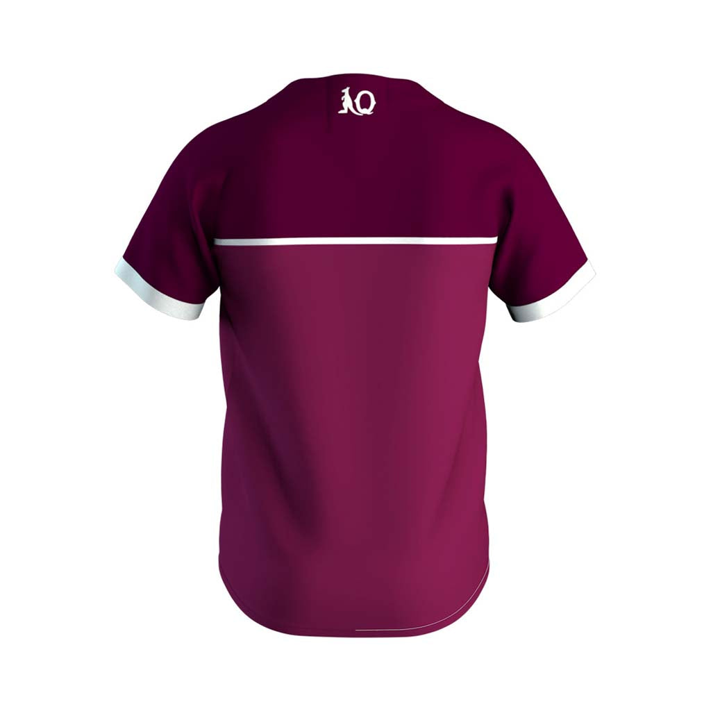 Queensland Maroons 2019 Jersey - Youth ...