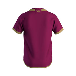 Queensland Maroons 2018 Jersey - Youth