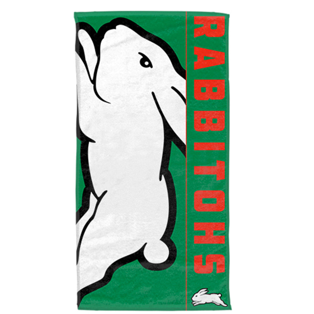 Load image into Gallery viewer, South Sydney Rabbitohs Beach Towel