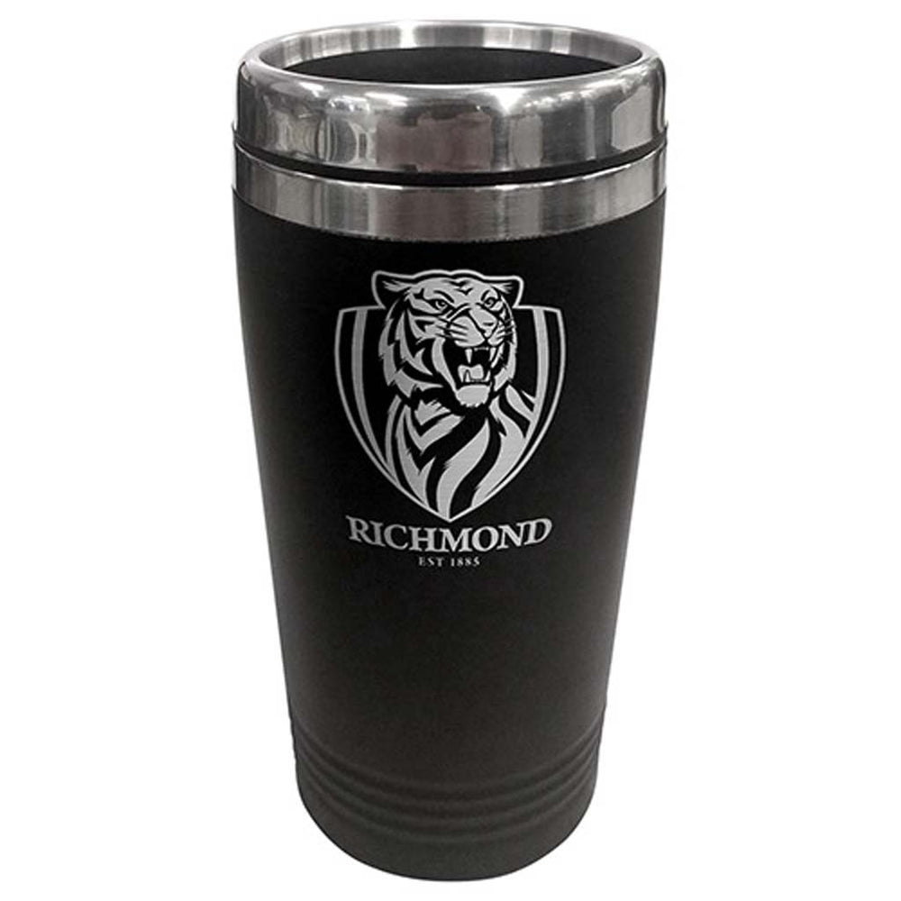 Richmond Tigers Stainless Steel Travel Mug