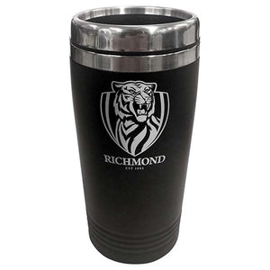 Load image into Gallery viewer, Richmond Tigers Stainless Steel Travel Mug