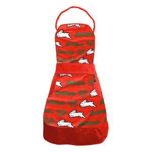 Load image into Gallery viewer, South Sydney Rabbitohs Ladies Retro Apron