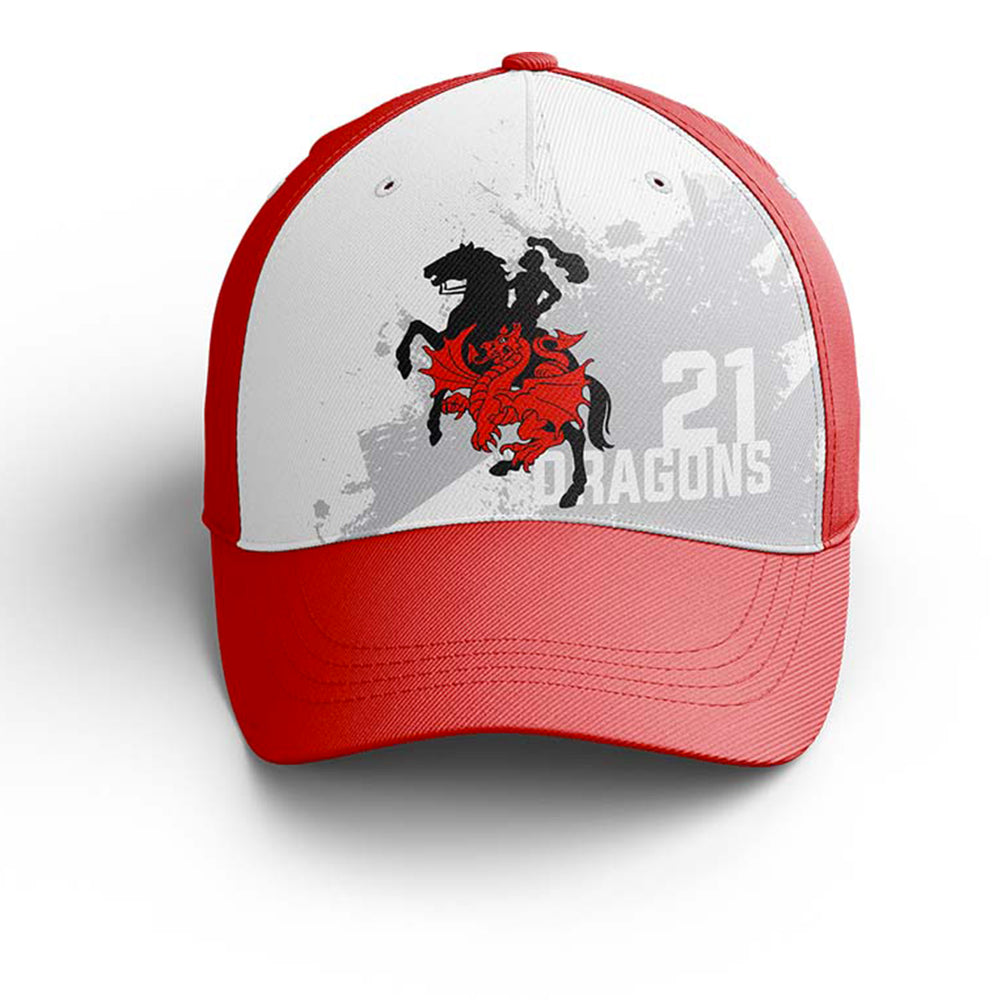 St George Dragons 2019 Youth Graphix Cap
