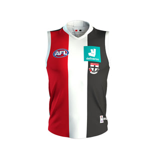 Load image into Gallery viewer, St Kilda Saints 2020 Home Guernsey