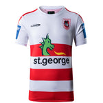 St George Dragons 2021 Warm Up Tee