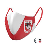 St George Dragons Face Mask