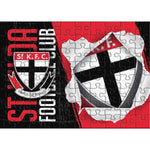 St Kilda Saints Team Logo Puzzle