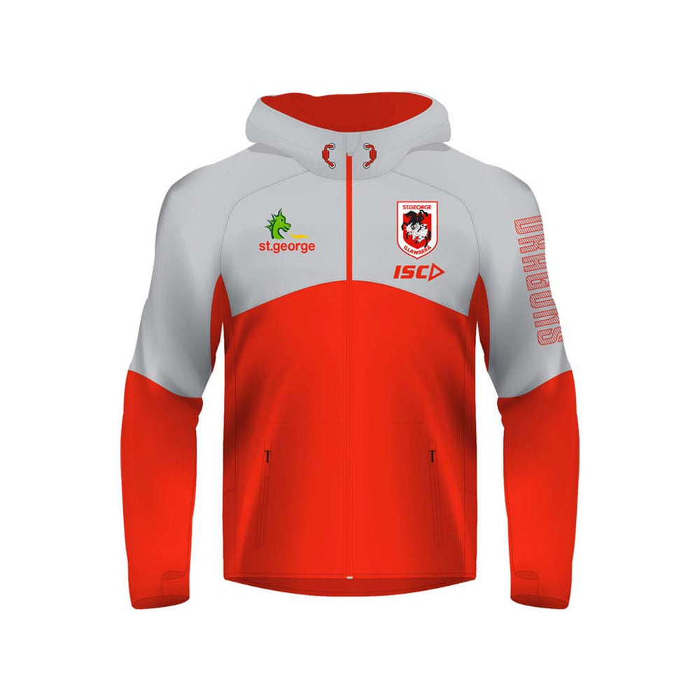 St George Dragons 2017 Workout Hoodie - Youth