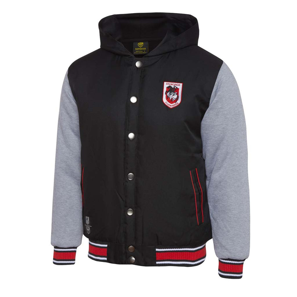St George Dragons 2018 Varsity Jacket  - Youth