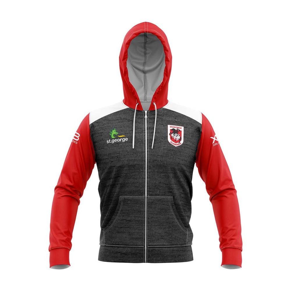 St George Dragons 2019 Team Hoodie - Youth