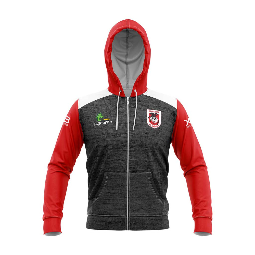 Load image into Gallery viewer, St George Dragons 2019 Team Hoodie