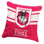 St George Dragons Heritage Cushion