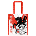 St George Dragons Laminated Bag