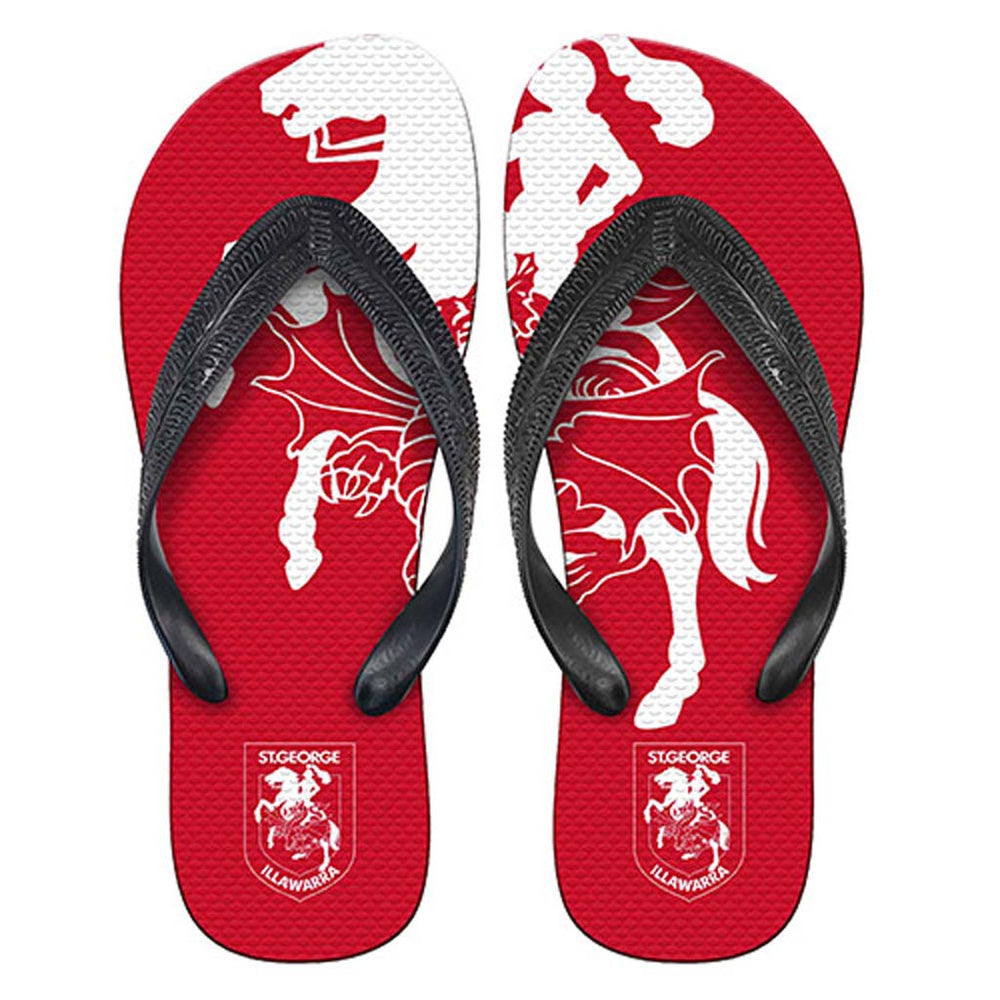St George Dragons Thongs