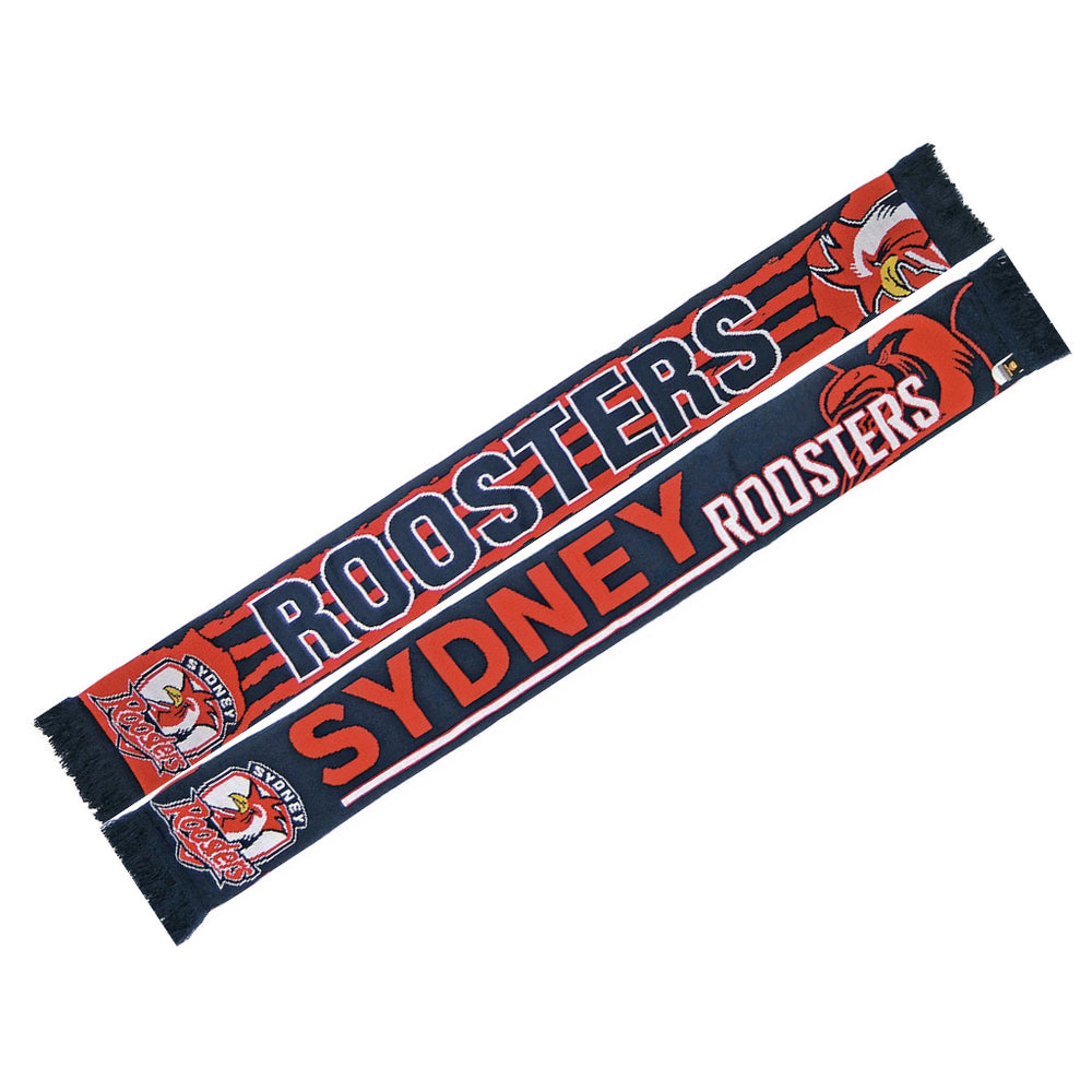 Load image into Gallery viewer, Sydney Roosters Alliance Jacquard Scarf