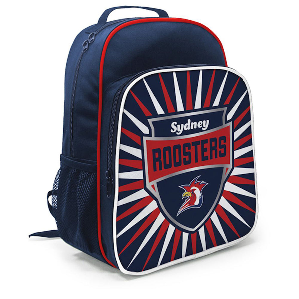 Sydney Roosters Kids Shield Backpack