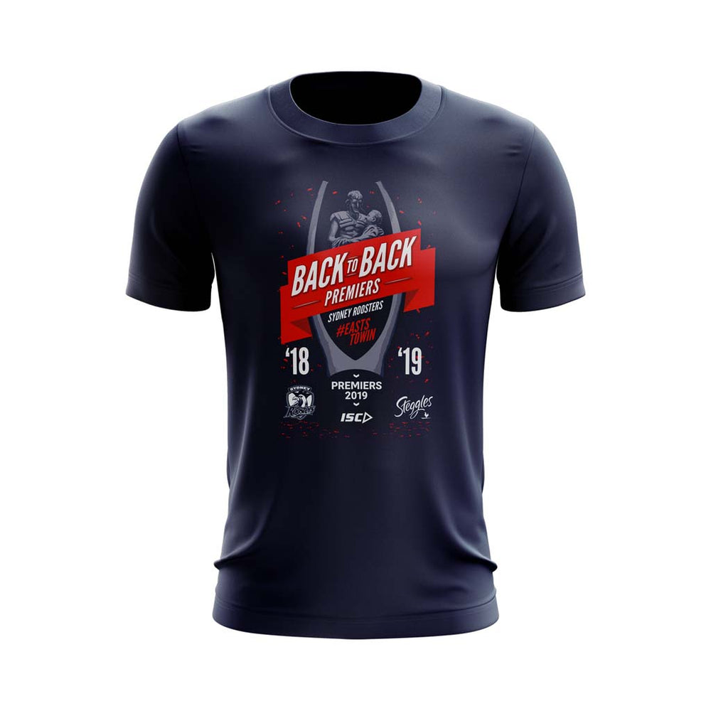 Sydney Roosters 2019 ISC Premiers Tee - Youth