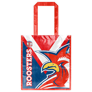 Sydney Roosters Laminated Bag