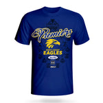 West Coast Eagles 2018 Premiers Tee - Youth